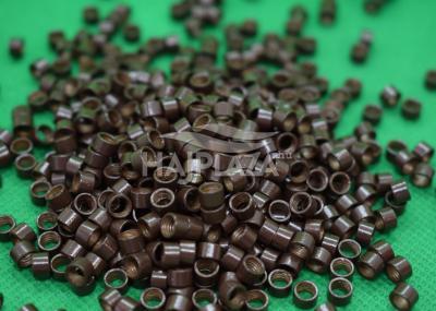mikrogyűrű 4,5mm alu középbarna 1000db