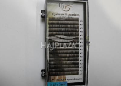 Szálas világosbarna szemöldök 0.15x6mm