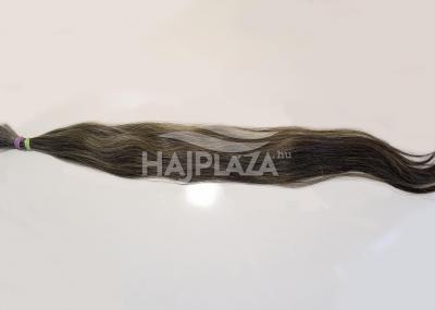 Osztályozott natúr ősz copf 70-75 cm 100 g
