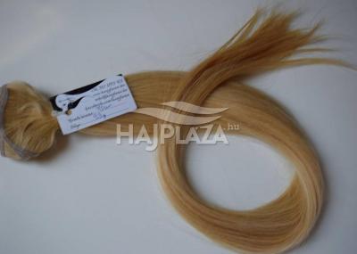Natúr tresszelt hajból festett póthaj