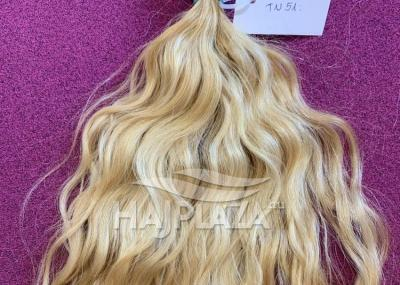 Natúr hajból festett,tincsezett haj TN-51