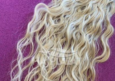 Natúr hajból festett,tincsezett haj TN-55