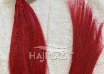 Natúr hajból festett,tincsezett haj TN-59