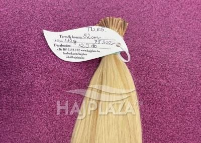 Natúr hajból festett,tincsezett haj TN-65