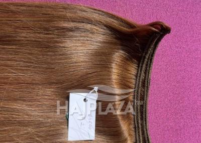 Natúr hajból festett,tresszelt haj TR-2