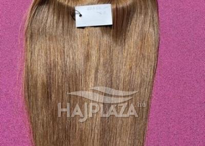 Natúr hajból festett, tresszelt haj TR-5