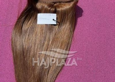 Natúr hajból festett, tresszelt haj TR-7