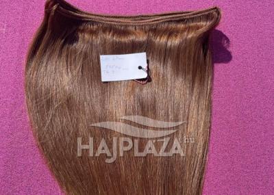 Natúr hajból festett, tresszelt haj TR-9