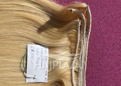 Natúr hajból festett, tresszelt haj TR-10