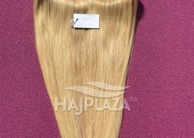 Natúr hajból festett, tresszelt haj TR-12
