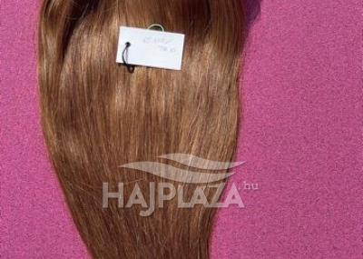 Natúr hajból festett, tresszelt haj TR-13