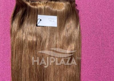 Natúr hajból festett, tresszelt haj TR-14