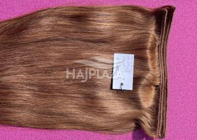 Natúr hajból festett, tresszelt haj TR-15