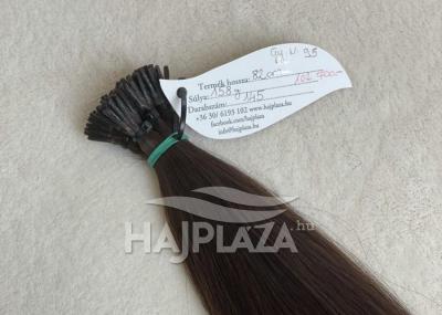 Natúr hajból festett, tincsezett haj GYN-95