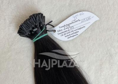 Natúr hajból festett,tincsezett haj GYN-102