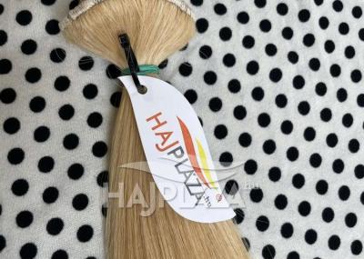 Natúr hajból festett, tresszelt haj TR-21