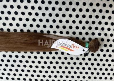 Natúr hajból festett, tresszelt haj TR-17