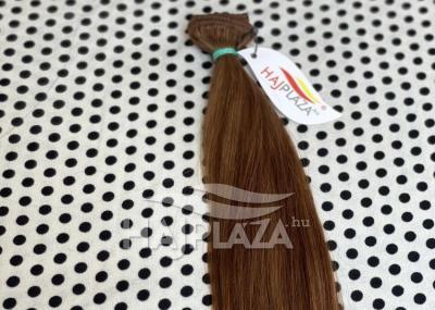 Natúr hajból festett, tresszelt haj TR-20