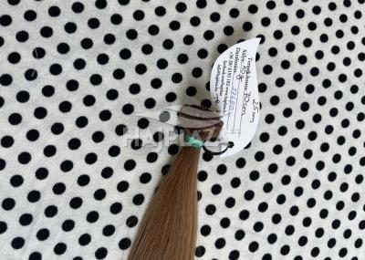 Natúr hajból festett, tresszelt haj TR-22