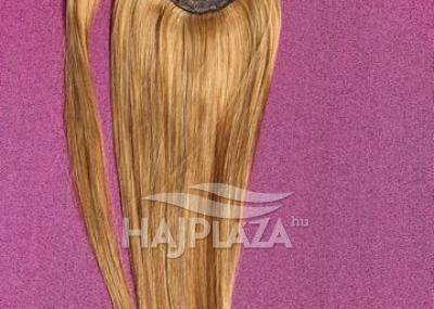 Csatos copfok 60-65 cm világos barna (7)