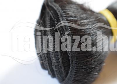 natúr tresszelt emberi haj