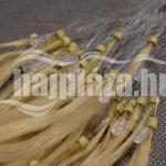 kristályos  haj ékszer