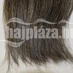 Natúr ősz tresszelt haj 45 cm